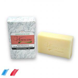 savon lait de chevre hoxycom